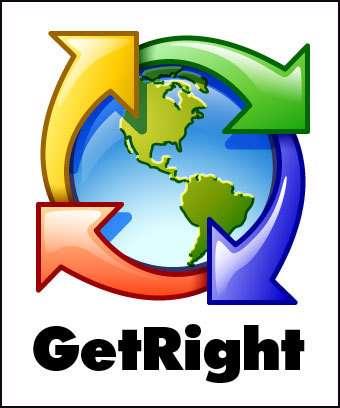 مدیریت حرفه ای دانلود با GetRight Professional