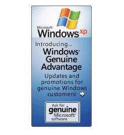 Windows Genuine Advantage