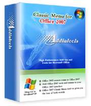 Classic Menu for Office 2007 v3.91