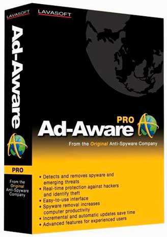 Lavasoft Ad-Aware  Pro v7.1.0.11