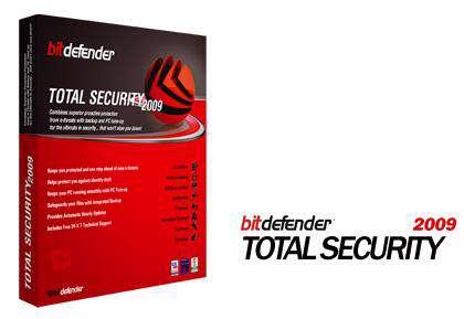 به روز رسانی Bitdefender Total  Security 2009 ( شهریور ماه  1388)