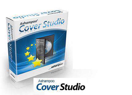 Ashampoo Cover Studio 1.01 (طراحی بسته و جعبه های سه بعدی زیبا)