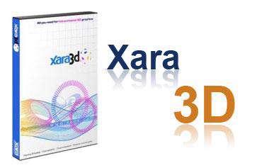 ساخت لوگو و متن های 3 بعدی با Xara3D 6.00