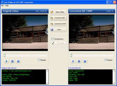 Video to GIF Converter 3.0 Portable