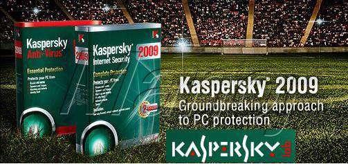 دفترچه راهنمای Kaspersky Internet Security 2009 &  Kaspersky Anti Virus 2009
