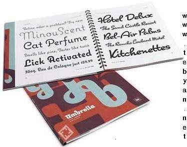 200 Umbrella Fonts Collection