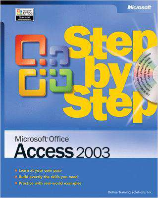 Access 2003 Step By Step