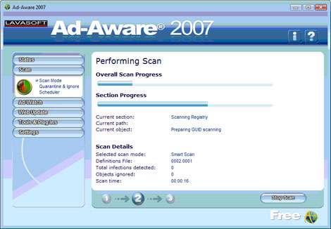 AdAware 7 Portable