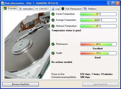 Hard Disk Sentinel Professional v2.70.2920