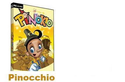 بازی Pinocchio v.1.0 Retail