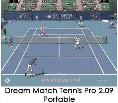 Dream Match Tennis Pro v2.09 Portable