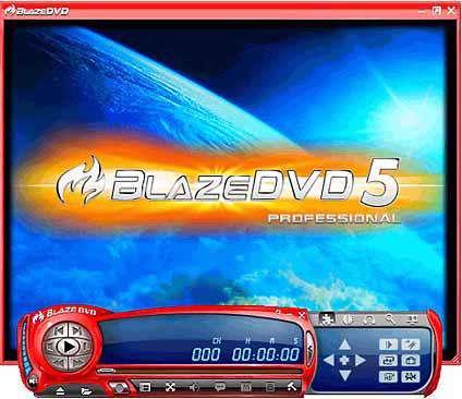 BlazeDVD 6.52 Professional