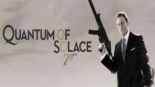 بازی  James Bond Quantum Of Solace