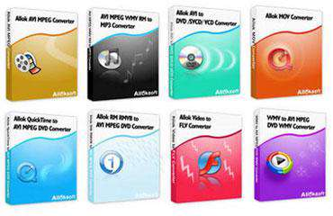 Allok Video Conversion Tools 2008