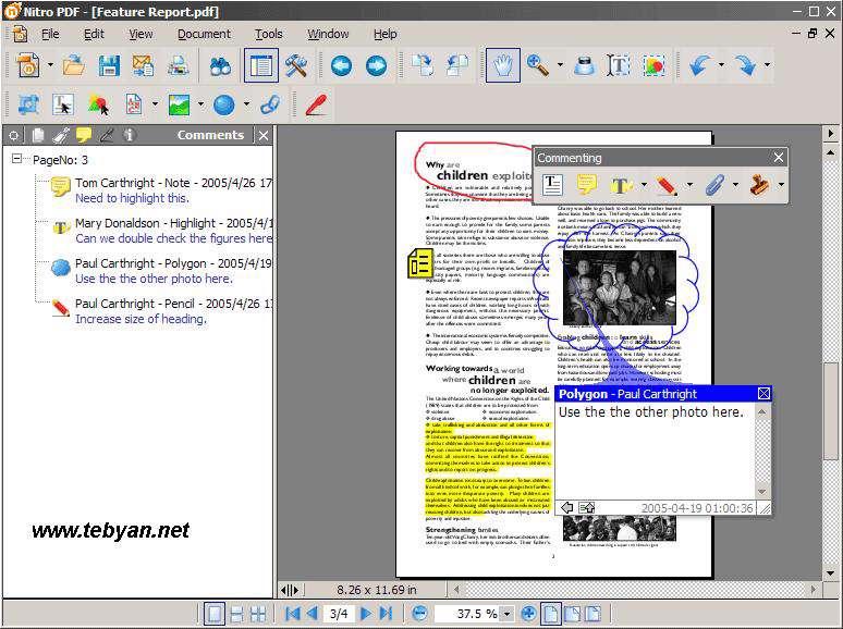 Nitro PDF Professional 5.3.2.3