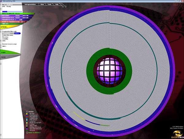 Ultimate Defrag 2008 v2.0.0.51