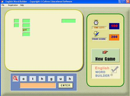 Word Builder 2.0