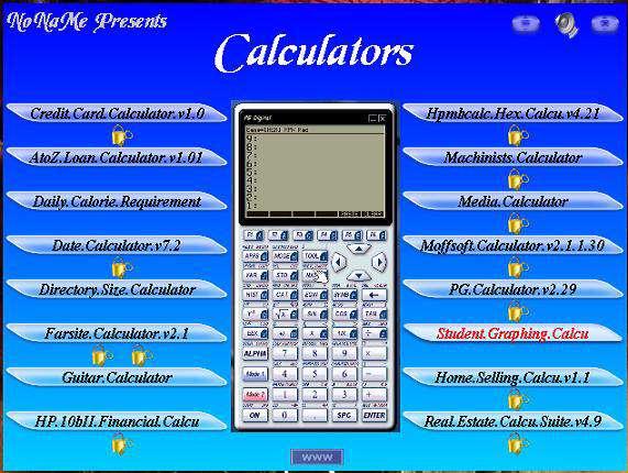 Calculator 2009