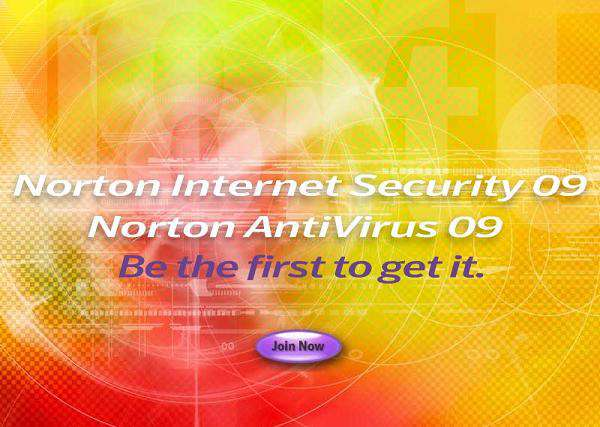 NORTON ANTIVIRUS 2009 GAME EDITION