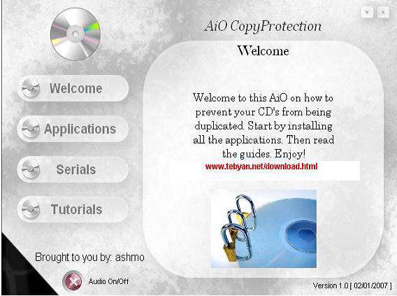 AiOCopyProtection