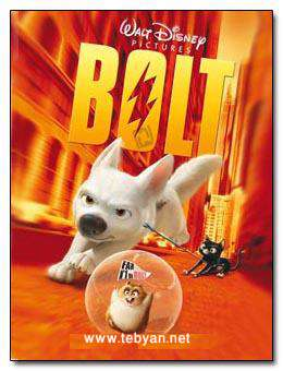 بازی Bolt