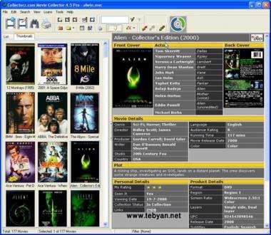 Collectorz com Movie Collector Pro v6.0.1