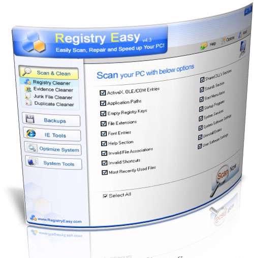 Registry Easy v4.7