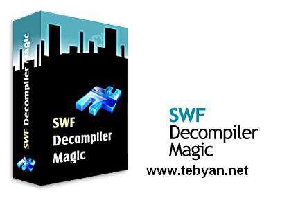SWF Decompiler Magic 5.0.2.6