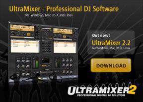 UltraMixer Professional v2.2.1