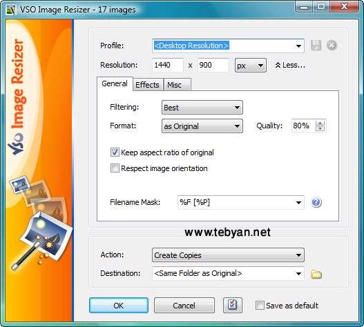 VSO Image Resizer v2.1.5.5 Business Edition