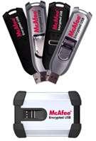 McAfee Encrypted USB Manager v3.1.1