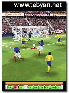 بازی Real Football 2009