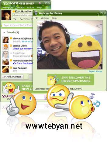 Yahoo! Messenger 9.0.0.2123 Final