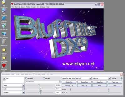 BluffTitler DX9 7.54