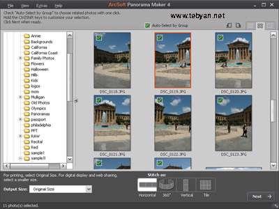 ArcSoft Panorama Maker Pro 4.5.0.107