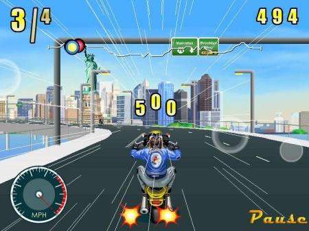 بازی Moto Racing Fever 1.0