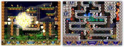 بازی  Snowy Treasure Hunter3