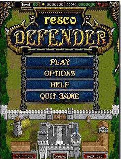 بازی Resco Defender 1.21
