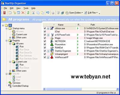 MetaProducts Startup Organizer 2.8.282