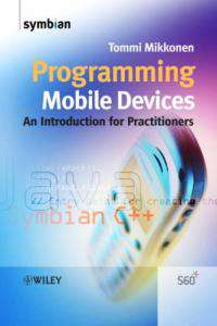 Programming Mobile Devices An Introduction for Practitioners