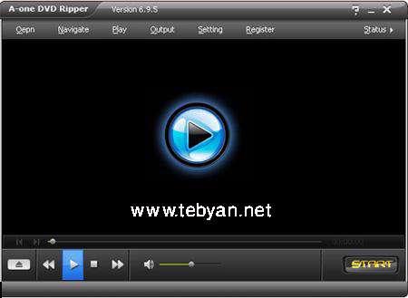 A-one DVD Ripper v6.9.5