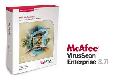 به روز آوری McAfee VirusScan Enterprise ( اردیبهشت 1388 ) (1)