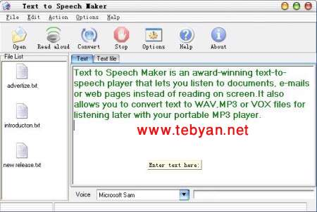 Text to Speech Maker - v1.6.2