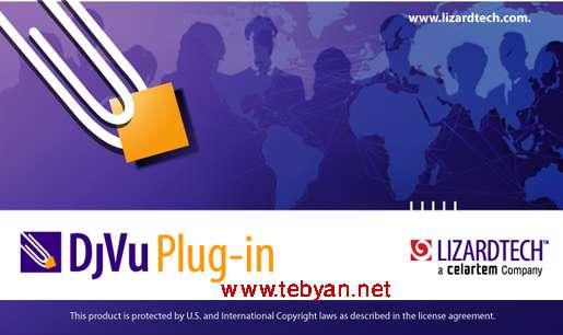 DjVu Browser Plugin 6.0