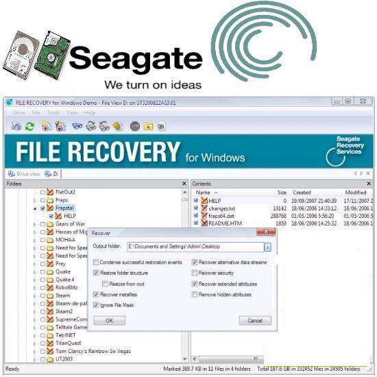Sygate FILE RECOVERY 2.0