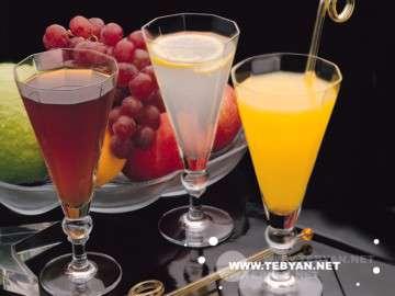 نوشيدني ,مايعات,آب ,آبميوه,شربت