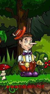 بازی Pinocchio