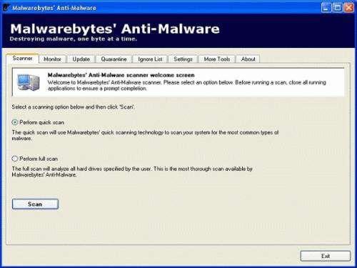 Malwarebytes Anti-Malware 1.31.0.0 Full