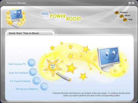 Premium Booster 2.95.0.4500 Multilanguage
