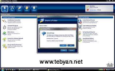 Network Magic Pro v5.1.8354.0